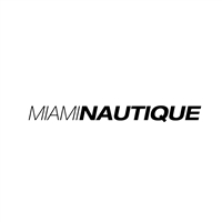 Miami Nautique Sticker