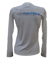 MIAMI NAUTIQUE INTERNATIONAL WOMEN'S SPF SHIRT