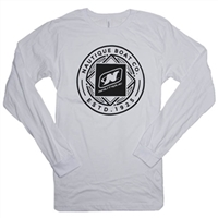 L/S Generation Tee - White