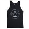 Tri Fly Tank - Black Heather