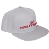 3D Flatbill Cap - Steel Grey
