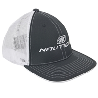 Spin Flex Cap - L/XL - Graphite / White