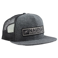 HERITAGE CAP - CHARCOAL HEATHER / BLACK