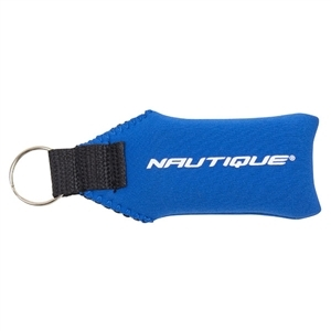 Neoprene Key Chain - Royal