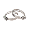 Fat Sac 316 Ss Worm-drive Hose Clamp