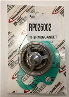 Thermostat kit for PCM Ford Engines