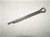 COTTER PIN SS 1/8 X 1-1/2 - S3185