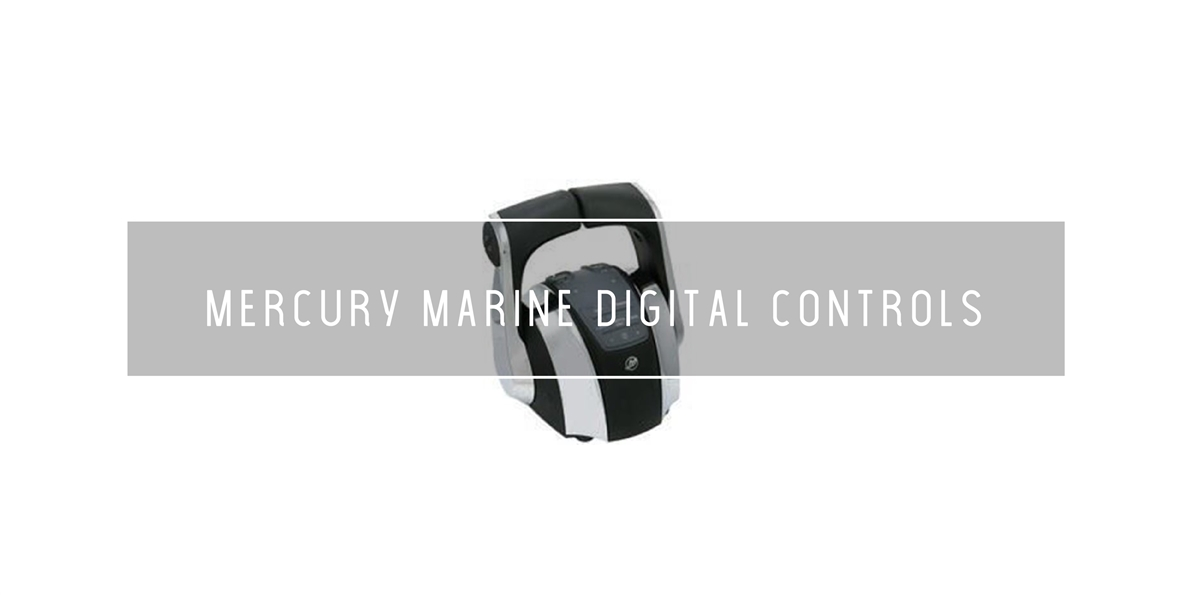 Mercury Marine Digital Controls (DTS)