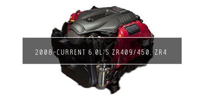 2008-current 6.0L's ZR409/450, ZR4 Maintenance Kit