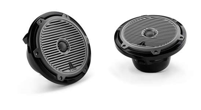 JL Audio M770-TCX-CG-TB: 7.7-inch (196 mm) Tower Coaxial System, Titanium Classic Grilles