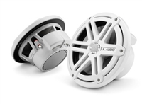 JL Audio M770-TCX-SG-WH: 7.7-inch (196 mm) Tower Coaxial System, White Sport Grilles