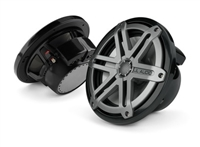JL Audio M770-TCX-SG-TB: 7.7-inch (196 mm) Tower Coaxial System, Titanium Sport Grilles