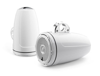 JL Audio 8.8-inch (1224 mm)  Enclosed Tower Coaxial System - White Gel-Coat, White Classic Grilles - M880-ETXv3-CG-WH