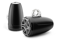 JL Audio 8.8-inch (224 mm)  Enclosed Tower Coaxial System - Satin Black - M880-ETXv3-SG-TK