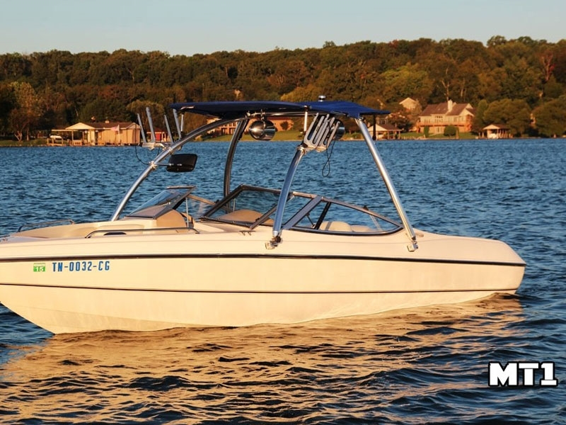 Monster Over-the-Top Nautique Boat Bimini by Monster Tower