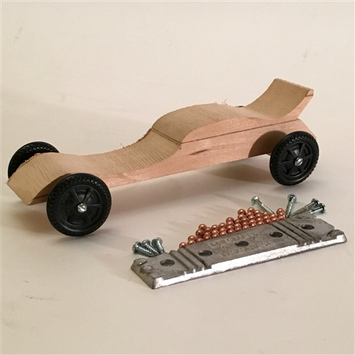 Where Can I Buy Weights For Pinewood Derby Car