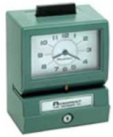Acroprint Model BP125-6 Battery Operated Time Recorder
