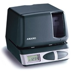 Amano PIX-21 Electronic Time Clock