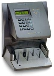 Time America HP3000 Hand Punch Biometric Clock Terminal