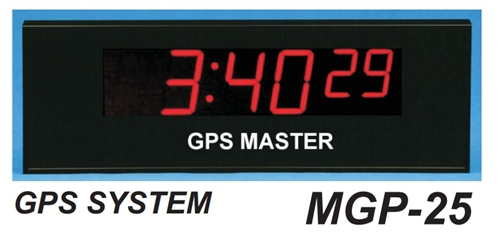 Digital Display LED - GPS Master Clock
