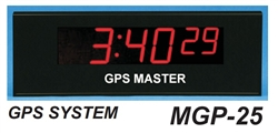 Digital Display  LED - GPS Master Clock