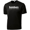 Bombers Fastpitch Black Dryfit
