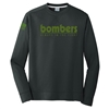 Bombers Always in the Fight Performance Fleece OD