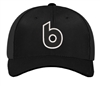 "Bombers Fastpitch Black  Retro ""b"" Hat"