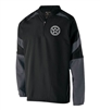 Bomber Fastpitch Pitch Pullover Jacket
