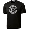 Bombers Fastpitch Black/White Dryfit