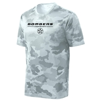 Bombers Fastpitch Camo Hex Dryfit