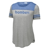 Bomber Carolina Ladies Fan Tee