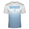 Bomber Fastpitch Carolina/White Ombre Dryfit