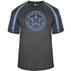 Bombers Fastpitch Retro Heather/Carolina Fusion Dry-fit