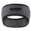 Bomber Retro Grey Fleece Ear Warmer
