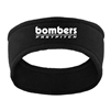 Bomber Fastpitch Black Retro Ear Warmer