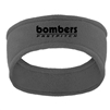 Bomber Fastpitch Grey Retro Ear Warmer