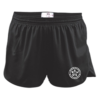 Bombers Fastpitch Ladies Black Shorts