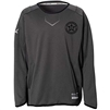 Easton Long Sleeve Alpha Fleece Pullover-Charcoal
