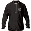 Easton Long Sleeve Cage Jacket with Bomber Logo
