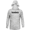 Bomber Mossy Oak Elements Outdoor shirt with hood