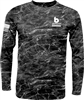 Bomber Mossy Oak Elements Outdoor shirt-Black