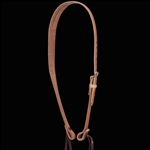 Relentless Simple Slit Ear Harness Leather