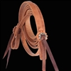 Relentless Harness Quick Change Roping Reins-5/8""