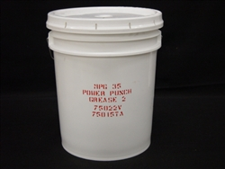 MPG35 5 Gallon Bucket of Power Punch MultiPurpose Grease