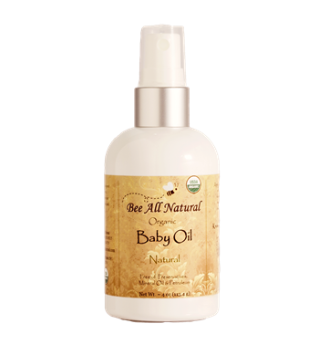 Organic Baby Oil (natural)