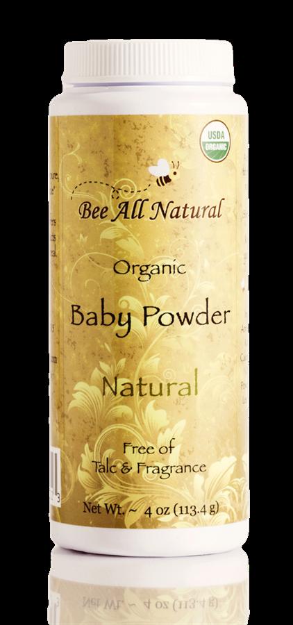 bd89348d3170f Organic Baby Powder (natural)
