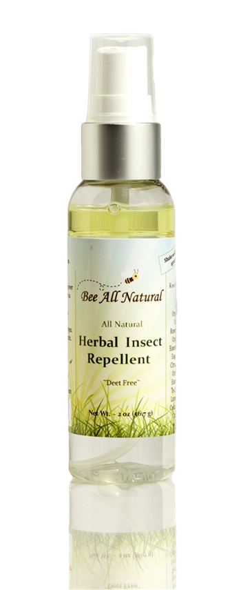 Herbal Insect Repellent (2 oz)