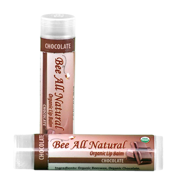 Organic Chocolate Lip balm