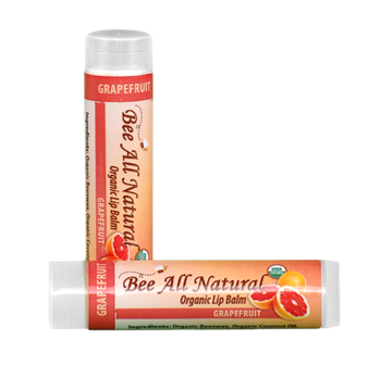 Organic Grapefruit Lip Balm